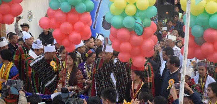 The 69th Chin National Day – Inaugurated by Htin Kyaw, President of Myanmar on 20th Feb. 2017